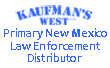Primary New Mexico Law Enforcement Distributor